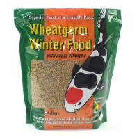 Wheatgerm 3mm Fish Food