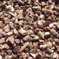 Cheshire Pink Decorative Stone Chippings