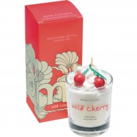 Wild Cherry Piped Candle
