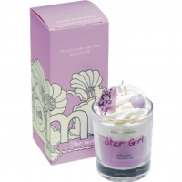 Stargirl Piped Candle