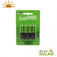 Luxform Lighting - Rechargable AA Battery