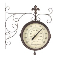 Marylebone Station Wall Clock & Thermometer