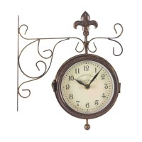 York Station Wall Clock &