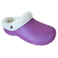 Thermal Garden Clogs - Lilac