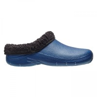 Thermal Garden Clogs - Navy