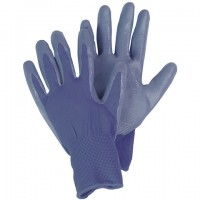 Seed & Weed Blue Gardening Gloves