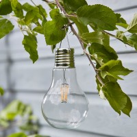 Solar Garden Light - Eureka! Retro