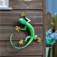 Decor Gecko Green