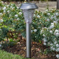 Mira Max - Stainless Steel 10L Solar Light