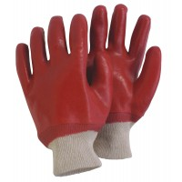PVC Coated Glove Medium