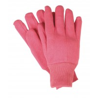 Jersey Mini Grip Pink Gardening Gloves