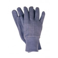 Jersey Mini Grip Lavender Gardening Gloves