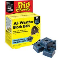 All Weather Bait Blocks