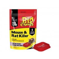 Mouse & Rat Killer - 6 Pasta Sachets