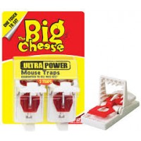 Ultra Power Mouse Traps Twin Pack