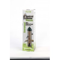 Squirrel Buster Classic Seed Feeder