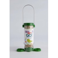 Get Set Go Seed Feeder - Green