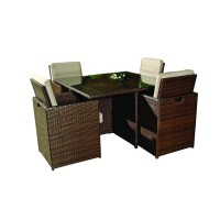 4 Seater Cube Set Cover Large