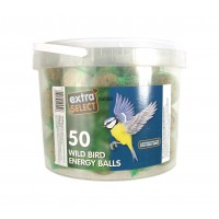 Fat Balls Bucket of 50 (No Nets)