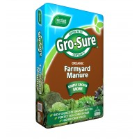 Gro-Sure Farmyard Manure 50lt
