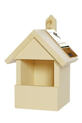 Robin Nest Box - Country Cream