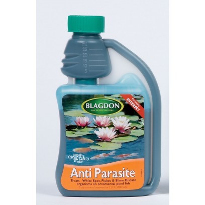 Blagdon Anti Parasite 500ml