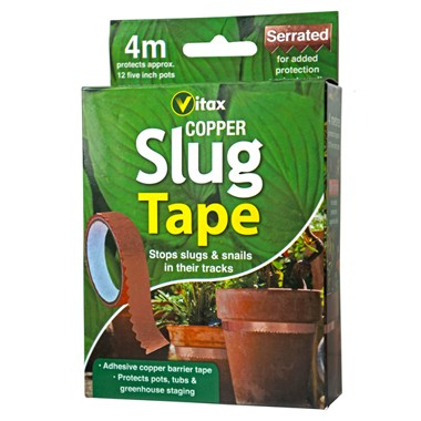 Copper Slug Tape 4m