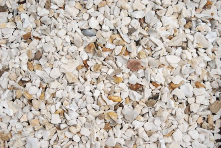 Yorkshire Cream Stone Chippings