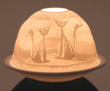 Cats Dome Light