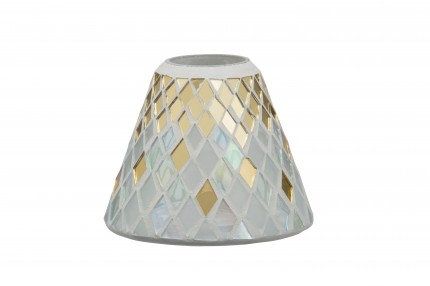 Yankee Candle Celebrate Mosaic Shade & Tray