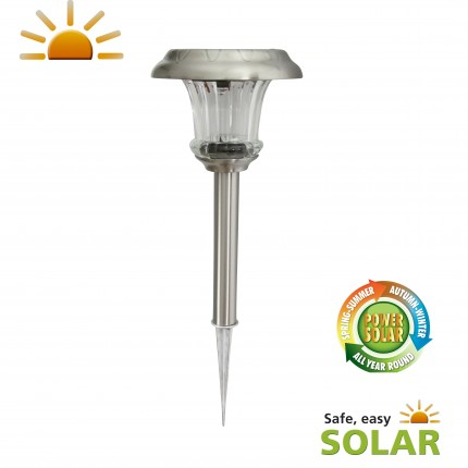 Luxform Lighting - Acapulco 3 LED Solar Light