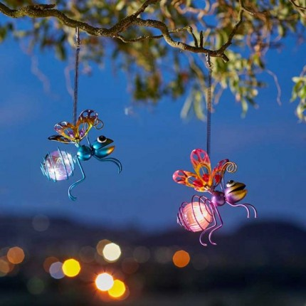 Solar Bug Lights