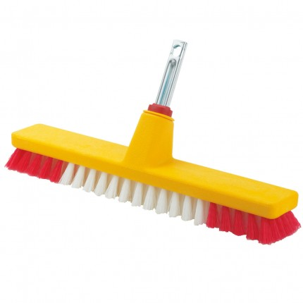 DECK/SCRUBBING BRUSH 37CM