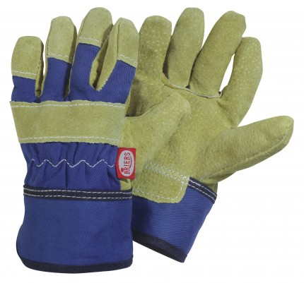 Kids Rigger Gardening Gloves 8-12 Years