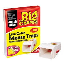 LIVE CATCH RTU MOUSE TRAP -