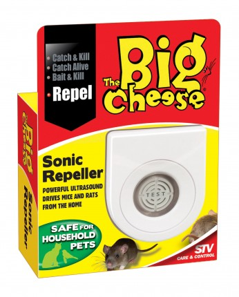 Sonic Mouse & Rat Repeller