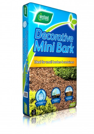 Decorative Mini Bark 70lt