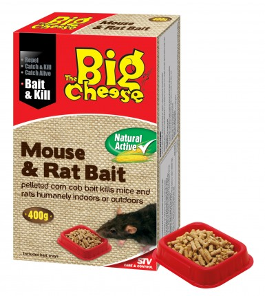 Natural Active Mouse Killer - 400g